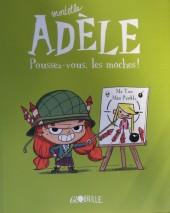 Mortelle Adèle -5- Poussez-vous, les moches !