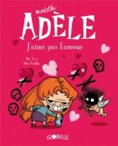 Mortelle Adèle -4- J'aime pas l'amour