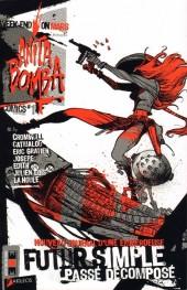 Anita Bomba -Comics1- Futur simple, passé décomposé