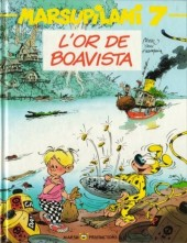 Marsupilami -7b05- L'or de Boavista