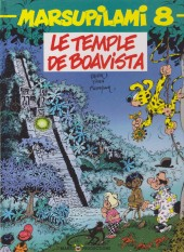 Marsupilami -8a2004- Le temple de Boavista