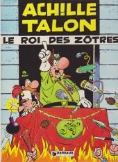 Achille Talon -17a79- Le roi des Zôtres