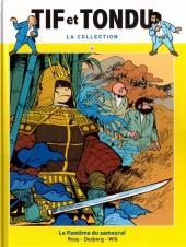 Tif et Tondu - La collection (Hachette)  -34- Le Fantôme du samouraÎ