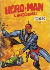 Hero-man -6- Course à la mort