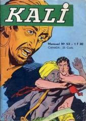 Kali -53- Terreur sur la plaine