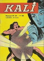 Kali -54- La secte des mendiants