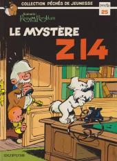 Attila (Les aventures d') -325- Le mystère Z 14