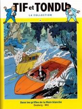 Tif et Tondu - La collection (Hachette)  -35- Dans les griffes de la Main blanche