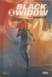 Black Widow (100% Marvel - 2014) -1- Raison d'être
