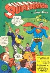 Superman l'homme d'acier puis Superman et Batman (1re Série Interpresse) -9- Superman dance