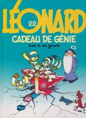 Léonard -22a1999- Cadeau de génie