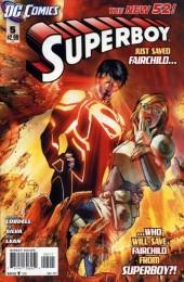 Superboy (2011 - 2) -5- Breakout