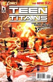 Teen Titans (2011) -5- Over Before It's Begun