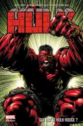 Hulk (Marvel Deluxe) -1- Qui est le Hulk Rouge?