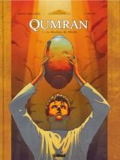 Qumran -1a05- Le rouleau du Messie