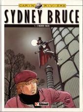 Sydney Bruce -1- L'indien bleu