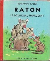 (AUT) Rabier - Raton, le souriceau imprudent