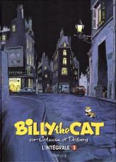 Billy the Cat -INT1- L'intégrale 1 (1981-1994)