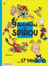 Spirou et Fantasio -1d2003/01- 4 aventures de Spirou ...et Fantasio