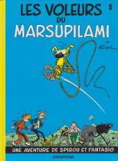 Spirou et Fantasio -5g94- Les voleurs du Marsupilami