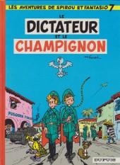 Spirou et Fantasio -7g94- Le dictateur et le champignon