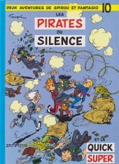 Spirou et Fantasio -10f95- Les pirates du silence
