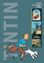 Tintin (The Adventures of) (Intégrale - 2007) -6- Volume 6