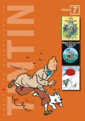 Tintin (The Adventures of) (Intégrale - 2007) -7- Volume 7