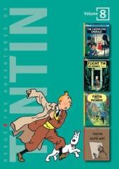 Tintin (The Adventures of) (Intégrale - 2007) -8- Volume 8