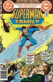 The superman Family (1974) -196- Issue 196