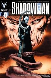 Shadowman (2012) -0- Issue 0