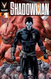 Shadowman (2012) -1- Issue 1