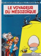 Spirou et Fantasio -13e99- Le voyageur du mésozoïque