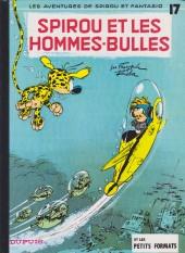 Spirou et Fantasio -17f96- Spirou et les hommes-bulles