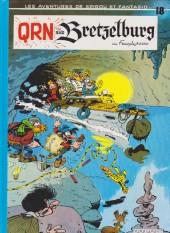 Spirou et Fantasio -18f96- QRN sur Bretzelburg