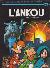 Spirou et Fantasio -27d93- L'Ankou