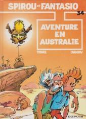 Spirou et Fantasio -34b95- Aventure en Australie