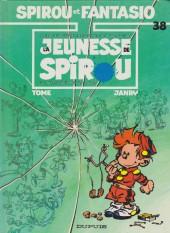 Spirou et Fantasio -38b1994- La jeunesse de Spirou