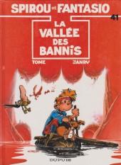 Spirou et Fantasio -41a95- La vallée des bannis