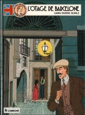 Victor Sackville -6- L'otage de Barcelone