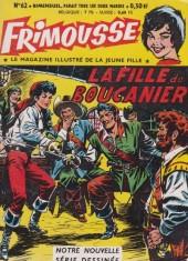 Frimousse -62- Mystérieuse séquestrée