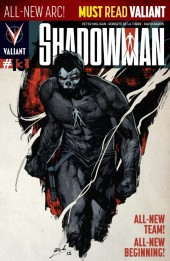 Shadowman (2012) -13- Fear, Blood, and Shadows Part 1: Sniffing Glue