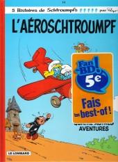 Les schtroumpfs -14Fan- L'Aéroschtroumpf