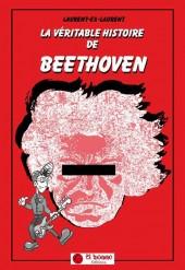 La véritable histoire de Beethoven - Tome a2014