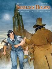 Sherlock Holmes (Seiter/Manunta) -2- Retrouvailles à Strasbourg