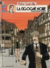 Victor Sackville -10- La cigogne noire
