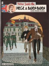 Victor Sackville -11- Piège a Baden-Baden