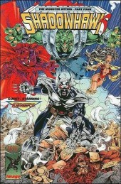 ShadowHawk (1992) -15- The Monster Within Part 4