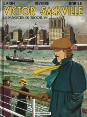 Victor Sackville -15- Le magicien de Brooklyn