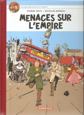 Philip et Francis (Les Aventures de) -1Soir- Menaces sur l'Empire